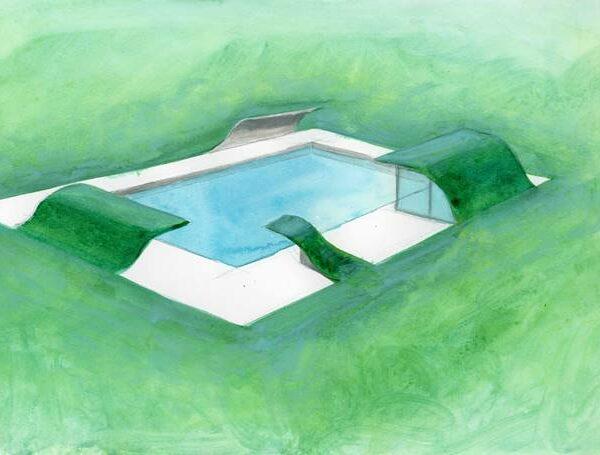 Ceci n'est pas une piscine